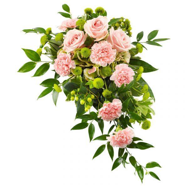 rouwstuk bezorgen natuurlijk bloemen