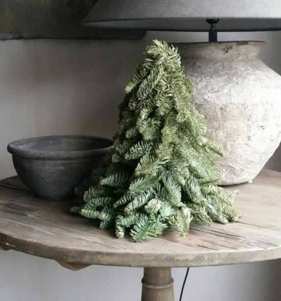 kerstboompje bestellen nobiillis