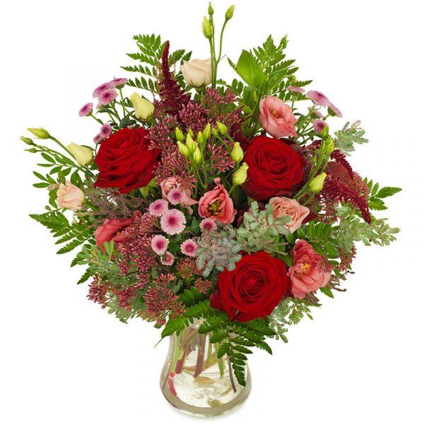 Valentijns bloemen woerden