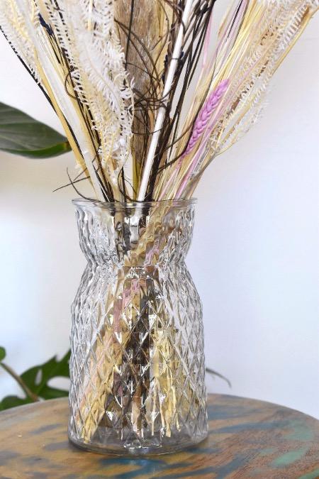 droogbloemen vaas