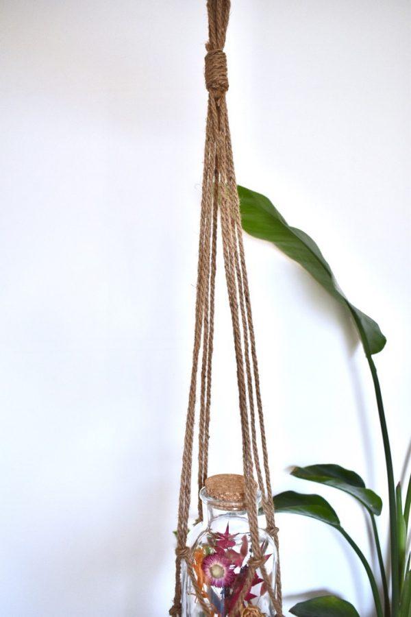 droogbloemen accessoires touw