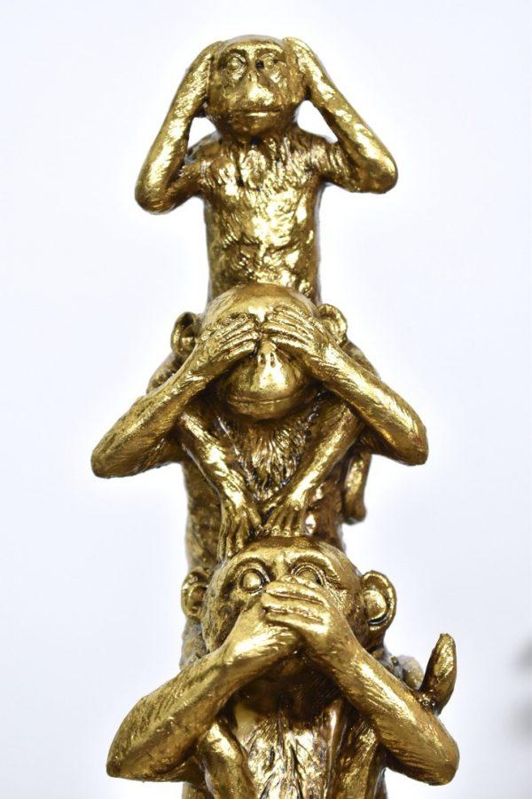 gouden figuurtjes gratis verzending