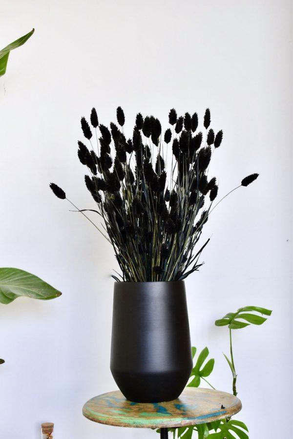 gedroogde bossen bloemen