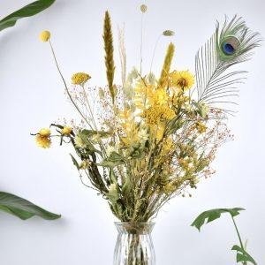 droogbloemen boeket gratis verzending