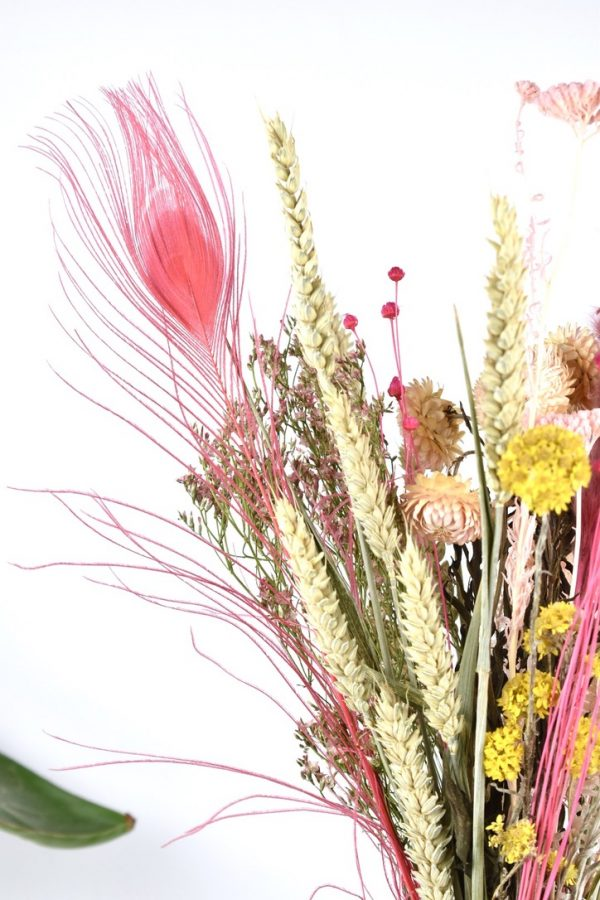 droogbloemen boeket cadeau