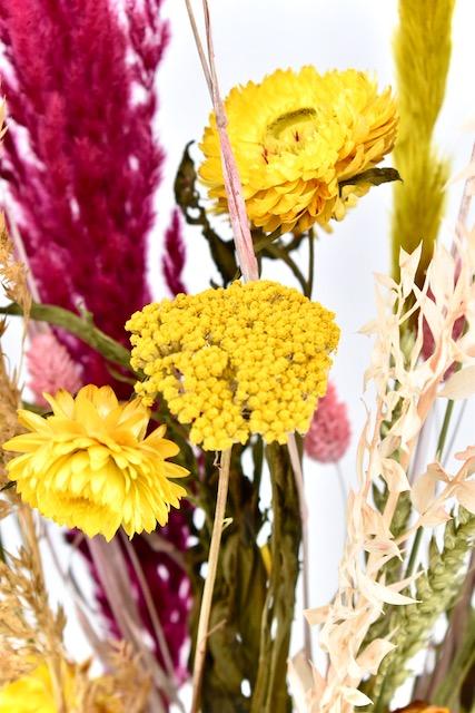 boeket van droogbloemen bestellen
