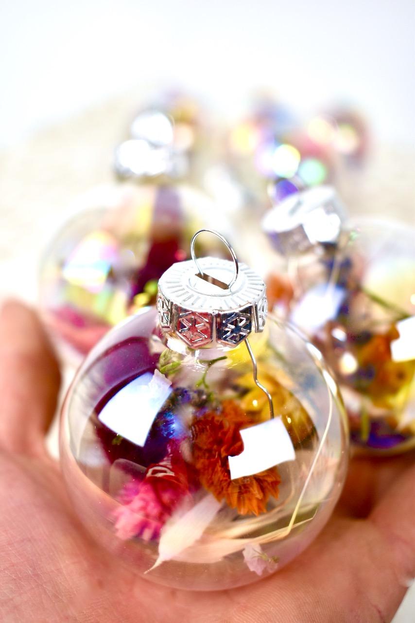 Kerstballen 9 stuks (6 cm)