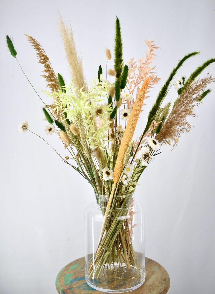droogbloemen boeket voorjaar