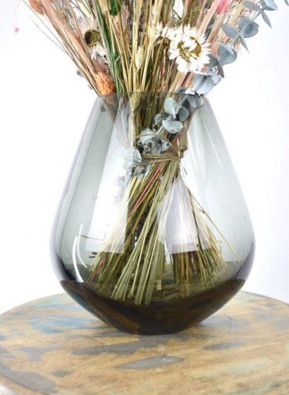 vaas voor droogboeketten
