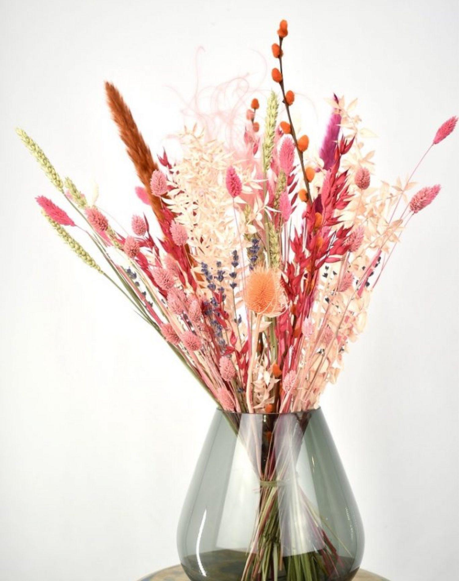 droogbloemen boeket kopen cadeautje