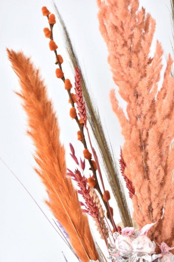 droogbloemen met pampas pluimen kopen