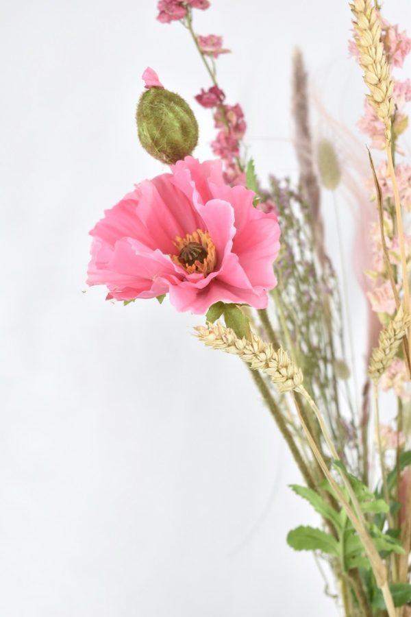 zijde bloem in boeket