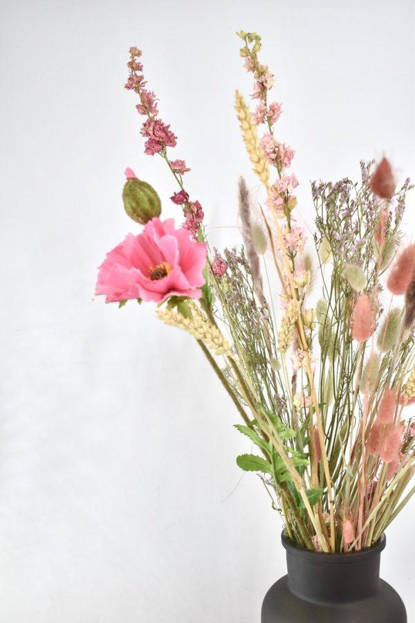 droogbloemen bestellen bij een winkel