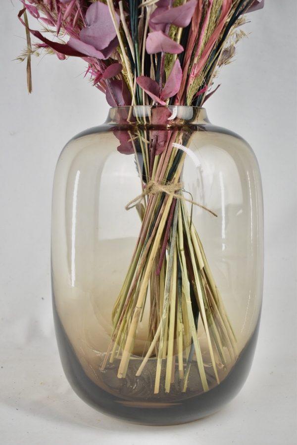 droogbloemen met vaas