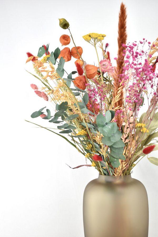 luxe bos droogbloemen bestellen voor vriendin