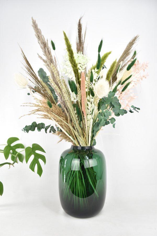 luxe en speciaal droogbloemen boeket voor een man
