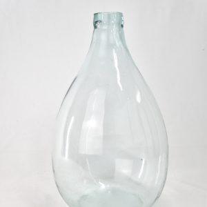 Glazen Flesvaas | 35 cm